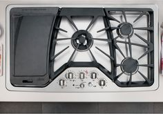 30 Inch gas cooktop