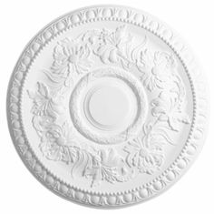 Featuring the traditional Grecian egg and dart pattern, the smaller profile Heritage Richmond is designed to restore Victorian and Edwardian decorative features to homes built in the Georgian revival style.