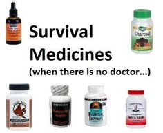 Survival Medicines