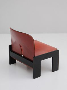 Model 925 Chair by Tobia Scarpa for Cassina 4