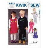 Kwik Sew K2912 Jumper Sewing Pattern, Shirt and Pants - http://sewingpins.net/sewing/sewing-patterns/kwik-sew-k2912-jumper-sewing-pattern-shirt-and-pants/