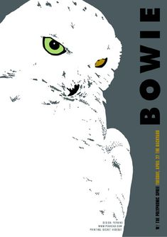 GigPosters.com - David Bowie - Polyphonic Spree