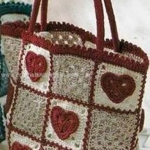 Libero Patterns Borsa Crochet Parte 2