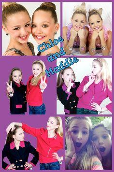 Chloe Lukasiak And Maddie Ziegler Duet