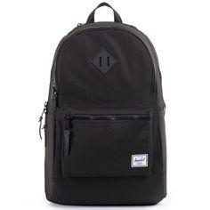 Herschel Lennox Backpack - Black Rubber