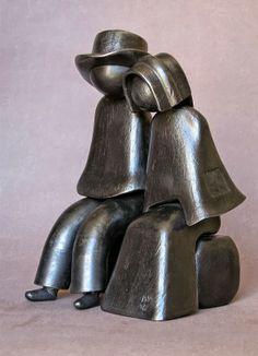 Jean-Pierre Augier, 1950 | Metal Art sculptures
