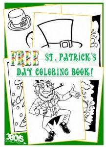 St Patricks Day Printables
