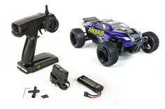 Helion Animus 18TR 4WD RTR Electric Truggy (UK) (2.4GHz) - HLNA0754 #Helion