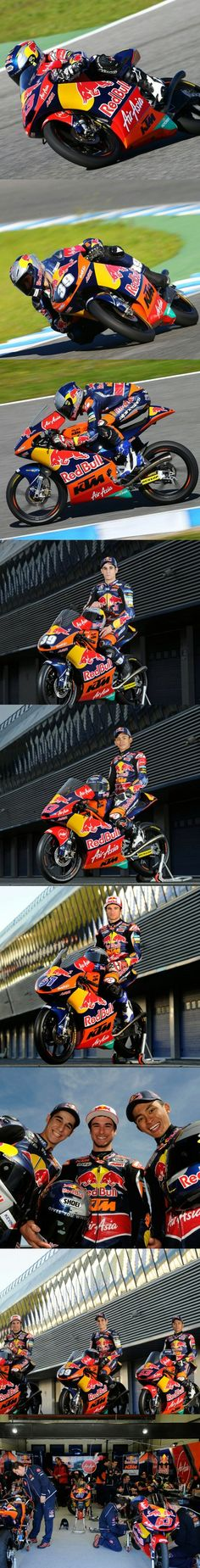 Red Bull Moto Grand Prix Tests 2013 #redbull #motogp