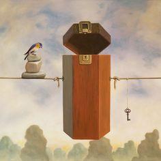 Gallery of Magic Realism, Surrealism, Surrealist, Fantastic Realism