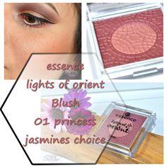 essence, lights of orient, blush, beauty blogger, blog, makeup