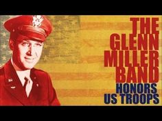 The Glenn Miller Band - Honors Us Troops (Album) I miss big band music! I'm starting to get back into the trumpet!