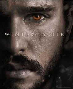 33 Trendy Games Of Thrones Logo Jon Snow Game Of Thrones Facts, Got Game Of Thrones, Game Of Thrones Quotes, Game Of Thrones Funny, Jon Snow, Khal Drogo, Kit Harington, Winter Is Here, Winter Is Coming