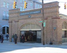 Historic Charleston City Market - Charleston, SC - Charleston.com