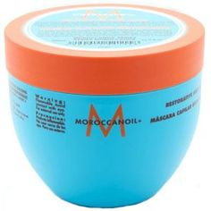Moroccan Oil hair mask.