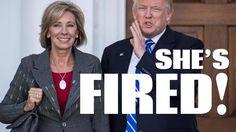 Betsy Devos Trumps Education Pick Plays >> 85 Best Betsy Devos Images In 2019 Political Views Betsy Devos