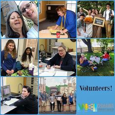 How can we begin to say how amazing our volunteers are? For all you do, thank you. #peopleMW #museumweek#volunteers #museum
