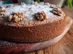 Recipe: French nut pie from the Dordogne - Dutch Recipes, Sweet Recipes, Baking Recipes, Bread Cake, Pie Cake, Dutch Bakery, Cake Recept, Far Breton, Easy Cake Decorating