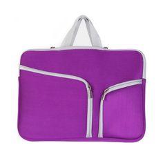 "Zipper portable handbag For 11"" Laptop #Affiliate"