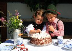 Time for Black Forest Cake