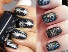 Love the snow flakes:)
