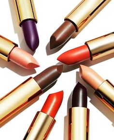 @stylistmagazine -  You can now wear Balmain on your lips thanks to the @olivier_rousteing collection of 12 Color Riche lipsticks for LOréal Paris as featured in this weeks magazine. From arresting brights to classic nudes which colour will you choose? . . #lorealxbalmain #lipstick #beauty #stylist Stylist #stylistbeauty