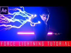 After Effects - Star Wars VFX Academy: Force Lightning Tutorial