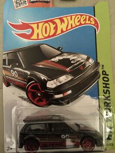 Limited Civic 90 - Rare Item