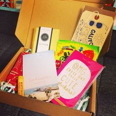my first sunkissedbox   #sunkissedbox  #sunkissedgirls  #California #カリフォルニア #surprisebox