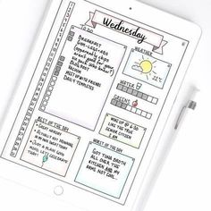 How to Plan Your Perfect Day: 14 Daily Log Layouts