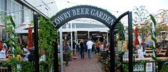 Lowry Beer Garden. Patio inspiration.