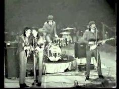 The Beatles - She Loves You (Washington Coliseum) [HD] George Harrison, Beatles Photos, The Beatles, Paul Mccartney, John Lennon, Beatles Please Please Me, Classic Rock Songs, She Loves You, Cool Bands