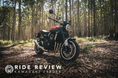 Ride Review - Kawasaki Z900RS | Return of the Cafe Racers