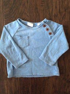 Check out this listing on Kidizen: Zara Shirt via @kidizen #shopkidizen