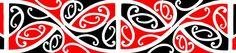Design Decoration Craft: Kowhaiwhai - Maori Rafter Patterns