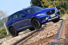 #autonews Jaguar F-Pace SVR será atração em Nova York: Atual utilitário-esportivo topo… #Crossovers #Esportivos #Jaguar #noticiasautomotivas