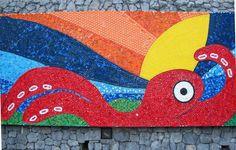 plastic bottle cap murals - Google