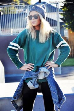 45 Comfy Sporty Outfits for Fitness-loving Teens - 37 #Sports