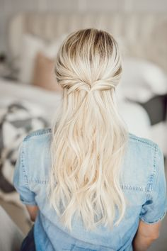 7 PONYTAIL hairstyles for Spring and Summer!!