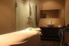 Cabina de masajes Spa - Hotel Roca Esmeralda