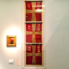 German National History Museum Captured Danish flags. The war of 1864