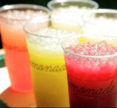 Lemonade on Abbot Kinney: so good, had the Peach Ginger and Blueberry Mint so far