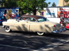 Oldschool Cadillac