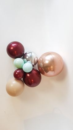 Balloon Decorations, Balloons, Pearl Earrings, Colour, Pearls, Polyvore, Jewelry, Fashion, Pearl Studs