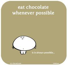 http://lastlemon.com/vimrod/vm8742/ eat chocolate whenever possible. it is always possible...
