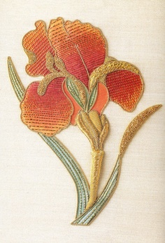 Sabrina Samsoodin: Great book - Royal School of Needlework Embroidery Techniques