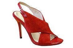 Michael Michael Kors Jove Crimson Red Sandals http://www.youngideasfashion.com/store/product/9242/Michael-Michael-Kors-Jove-Crimson-Red-Sandals/