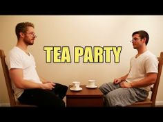 Tea Time With Jerry And Jeffrey   MisterEpicMann - WHY DO I FIND THIS SO FUNNY?!?!