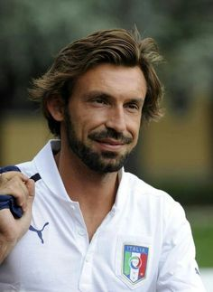 Pirlo. 100 games for the national team #respect
