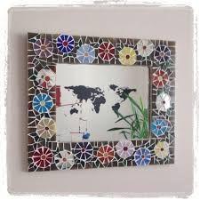 Imagini pentru ayna mozaik ile dekore